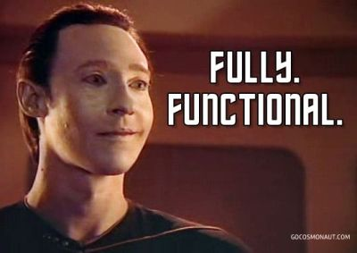 tng fully functional
