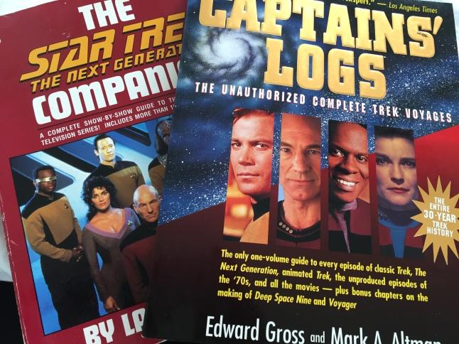 Star Trek Generationsböcker