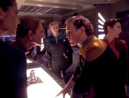 ds9 distant voices